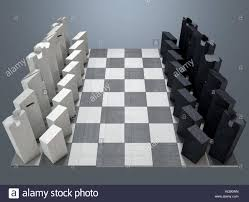 start chess game stock photos u0026 start chess game stock images alamy