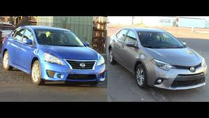 nissan sentra rims 2015 2015 nissan sentra and 2015 toyota corolla review youtube