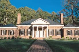 neoclassical home neoclassical house plans houseplans com