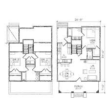 bailey ii bungalow floor plan tightlines designs