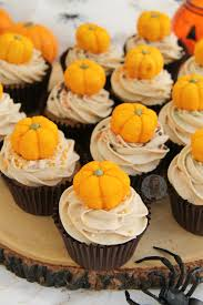 Pumpkin Spice Cupcakes Jane U0027s Patisserie