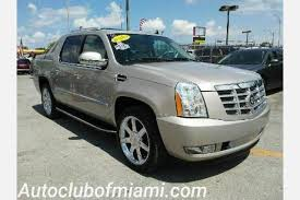 used cadillac escalade ext for sale by owner used cadillac escalade ext for sale in miami fl edmunds