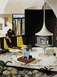 Interiors Modern Home Furniture 95 Best 1960 U0027s Interior Images On Pinterest Vintage Interiors