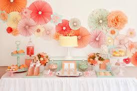 fabulous pastel pinwheel wedding decorations