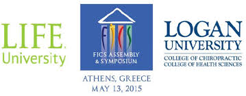 Anglo European Chiropractic College 2015 Fics Symposium Academic Program