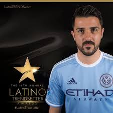 gallery for u003e david villa 2017 hairstyle
