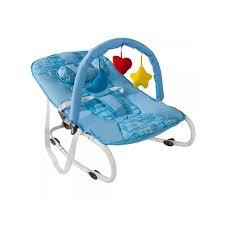 siege a bascule bebe transat arceau de jeux porte bébé siège de balançoire bascule bleu