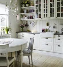 swedish kitchen via inspiring interiors scandanavian design