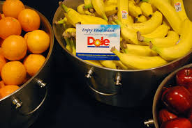 dole was a gold sponsor of big sur grocery headquarters magazine