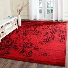 Large Black Area Rug Clearance Rugs Contemporary Abstract Rugs And Rugs