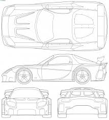 coloring pages drifting cars outline drawing of drift cars free clip free clip
