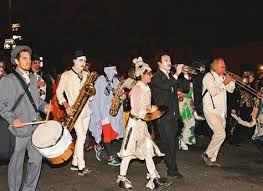 new york city halloween parade 25 things to do in new york this fall huffpost