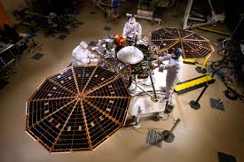 nasa u0027s insight lander approved for 2018 mars launch universe today