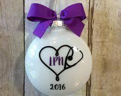 bsn gift for ornament nursing graduation gift