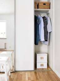 Organize Wardrobe by How To Makeover Your Closet In 10 Simple Steps