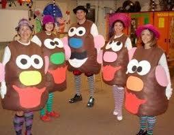 Potato Head Halloween Costume 173 Costumes Images Costume Ideas Costumes