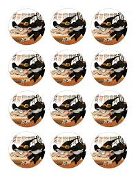 Free Printable Halloween Potion Bottle Labels Free Printable Tags Spooky Halloween Cupcake Toppers Tags And