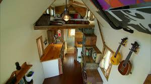 tiny houses tiny house on the road video hgtv