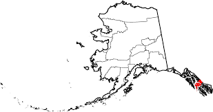 Petersburg Alaska Map by File Map Of Alaska Highlighting Petersburg Census Area Svg