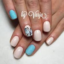 two color nails ideas the best images page 6 of 15