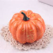 foam pumpkins big realistic fall mini artificial pumpkins foam pumpkins 8 5cm