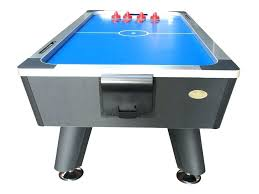 atomic 2 in 1 flip table 7 feet air hockey pool table conversion top table tennis top conversion for