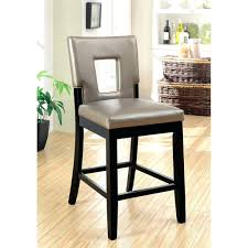 dining chairs contemporary black dining room table stanton