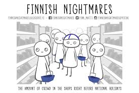 Finnish Language Meme - finnish nightmares home facebook