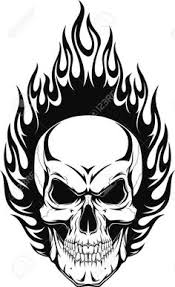 skull tribal by thelob on deviantart slick