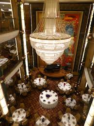 Ship Chandelier Allure Of The Seas Cruise Review Dec 08 2013 Allure Of The