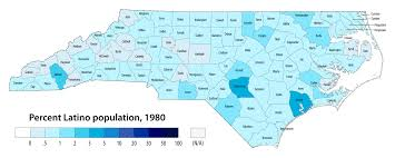 Map Of North Carolina Cities Demographics And Deception Map Skills And Higher Order Thinking