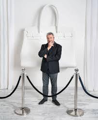 Philip Starck In Print Philippe Starck U0026 Sam Nazarian For Haute Living