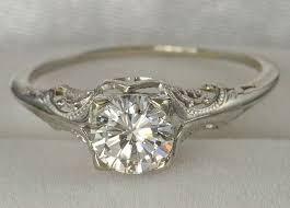 simple vintage engagement rings vintage antique engagement rings vintage engagement rings for