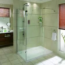Bathroom Shower Trays by Aqata Spectra Walk In Shower Enclosure Sp410 Corner Uk Bathrooms