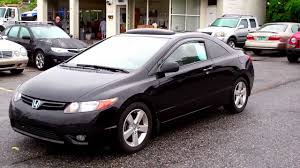 2008 honda civic 2008 honda civic ex l coupe 2dr vtec