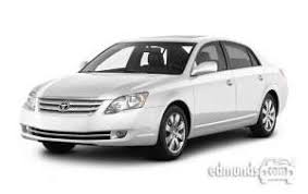 2007 toyota avalon price used 2007 toyota avalon for sale pricing features edmunds