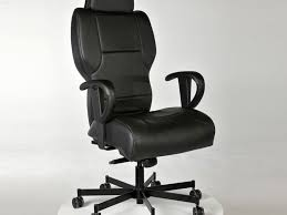 Comfortable Work Chair Design Ideas Office Chair Cool Brown Frosted Laminated Leather Tufted Office