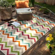 Outdoor Chevron Rug Indoor Outdoor Bright Beams Multi Rug Patio Porch Pinterest