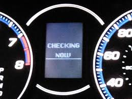 initiate the instrument cluster self test ifixit
