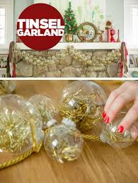 22 best tinsel decorating ideas and designs for 2017