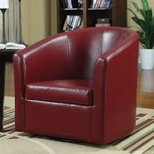 Red Club Chair Shop Chairs At Lowes Com