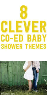co ed baby showers couples baby shower a baby is brewing babies couples baby