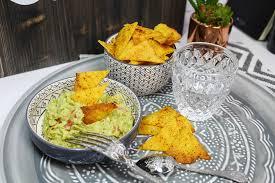 recette cuisine sans gluten megan vlt recette de nachos chips sans gluten et guacamole maison
