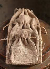 burlap drawstring bags burlap drawstring bag 5 x 7 top quality jute buy now