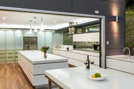 designer kitchen in samford by kim duffin of sublime architectural