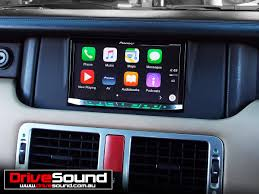 nissan canada apple carplay range rover vogue with apple carplay installed by drivesound