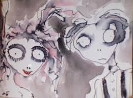 other style influences u2013 tim burton and salvador dali my ghostly
