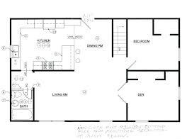 building plans for houses sle floor plan for house sle floor plan for house simple