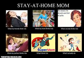 Crazy Mom Meme - the glory of the stay at home mom parenting crazy parenting