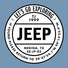 texas jeep stickers jeep sticker skillshare projects